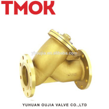 High quality Brass Flange Y Style Filter