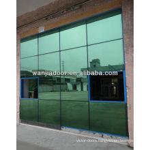 interior glass curtain wall/aluminum curtain wall/unitized curtain wall