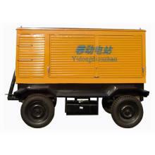 Grupos de gerador diesel do reboque da série 100kw de 2014 wudong