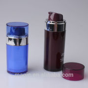 plastic bottle acrylic colour paint,cosmetic airless bottle 30ml,cosmetic plastic airless bottle