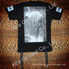 Hba Length Full Long Zipper Short Sleeve Shirt