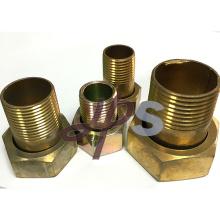 Acoplamiento de medidor de agua de hierro / medidor de acero