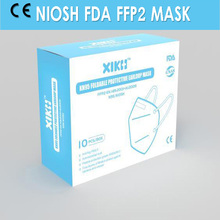 Masque jetable standard NIOSH FFP2 KN / N95