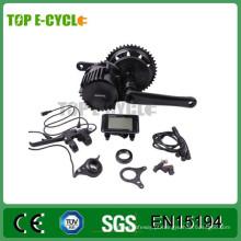 Top kit de conversão de bicicletas com bafang BBS-HD Kit de motor de bicicletas traseiras kit meiling bicicletas elétricas
