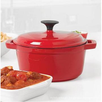 cast iron casserole cookware pot cast iron