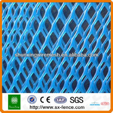 Stretch Plastic Safety Fence