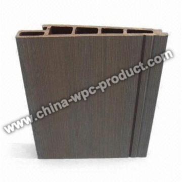 Panneau de bois mur Composite plastique