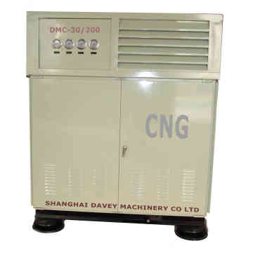 DMC-20/200 CNG Refuel Station for Commercial Fleet 3600psi