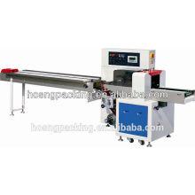 Rotary máquina de embalaje horizontal