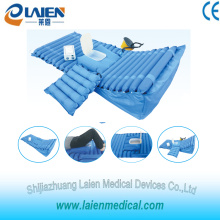 Inflatable medical air mattress for bedsores treatment