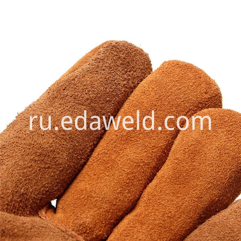 Cowhide Leather Welding Gloves