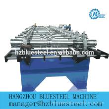 Flat Lock Metal Tile Roll Forming Machine/ Flat Self Lock Aluminum Copper Roofing Panel Tile Making Machine