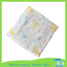 Baby Blanket Muslin Swaddle Super Soft 47x47