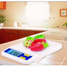 Digitale Küchenwaage mit Gegenlicht B07
