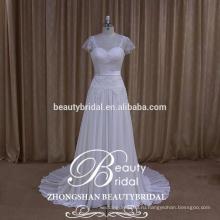 Женщин цвета слоновой кости свадебное платье свадебное платье реальный образец старинные свадебные платья поставляются по ОЕМ