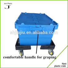 Plastic box for storage sorting industry accessories and tools