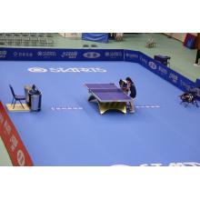 Quadra de jogo de esportes de tênis de mesa