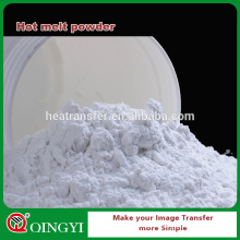 Cheap&high quality hot melt glue powder for printing
