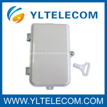 Núcleo 6 Mini FTB exterior fibra óptica Caixa Terminal