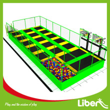 Professional best fun indoor trampoline park