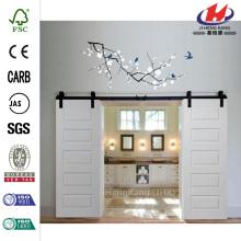House Shower Interior Barn Door