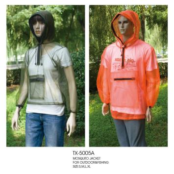 Insect-resistant Polyester Mosquito Jacket