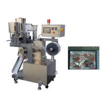 high speed automatic seasoning sachet packaging bag machine