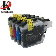 Wholesale Inkjet Printer Ink Cartridge Refillable Ink Cartridge LC123  for Brother Ink Printer