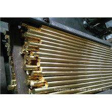 Barra de cobre puro liga de cobre