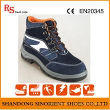 Chaussures de sécurité Dewalt en cuir suède de vache en Chine RS702