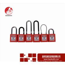 El candado superventas de la seguridad del bloqueo del grillete del ABS con el buen servicio u bloquea