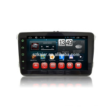 Full touch screen ! Android 4.4 car dvd for VW +dual core +DVR +TPMS+OBD