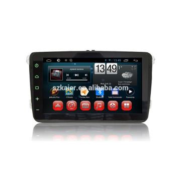Pantalla táctil completa! Android 4.4 DVD de coche para VW + doble núcleo + DVR + TPMS + OBD