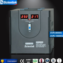 Home use 10000VA Automatic Voltage Regulator