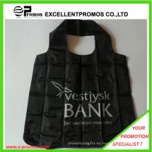 Bolso de compras plegable del poliester superventas (EP-FB55513)