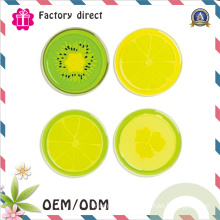 Ethnic Style Flower Cup Mat Pad Homemade Factory Direct