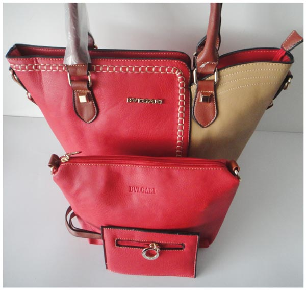 Red Womens Tote Purses
