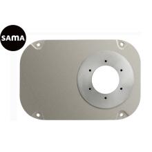 Aluminiumlegierungs-Schwerkraft-Casting, dauerhafter Form-Casting für Crankcase-Abdeckung