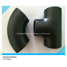 ASME Bw soldadura sin soldadura a tope de acero al carbono accesorios de tubería
