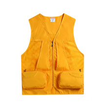 Mesh speed dry Multi Pocket Vest