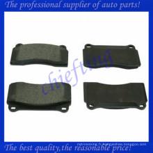 MXD1550AB JLM21280 MXD1550AA D810 plaquette de frein de voiture salut-q pour jaguar xjr xkr