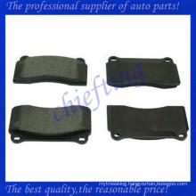 MXD1550AB JLM21280 MXD1550AA D810 car brake pad hi-q for jaguar xjr xkr
