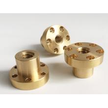 Präzisions-CNC-Teile aus Messing