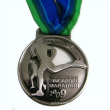 Medal Manufactures Custom Gold Silver Copper Plated Metal Taekwondo Sports Marathon Sports Race Award Medals/Medallion