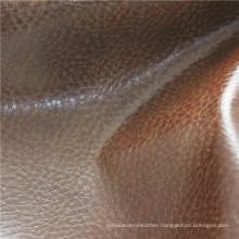 China Eco-Friendly PU Rexine Leather for Sofa Furniture