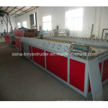 Plastic PVC Profile Extrusion Production Machine Line