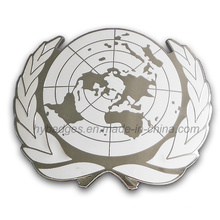 United Nations Badge Custom Army Police Badge (GZHY-BADGE-006)
