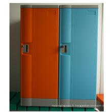 Plage utilisée Abs design de casier en plastique