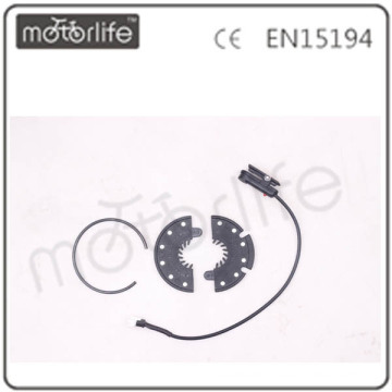 MOTORLIFE Pedalassistenzsystem (PAS-Sensor) 12er Disc 3pin Stecker / wasserdichtes Kabel