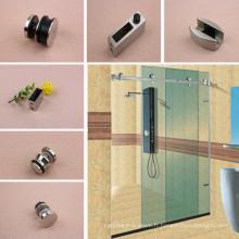 Systèmes de porte coulissante de douche de 180 degrés de série de sérénité avec le prix raisonnable